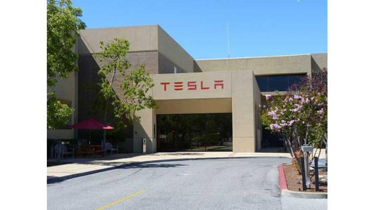 Tesla Outgrowing Headquarters