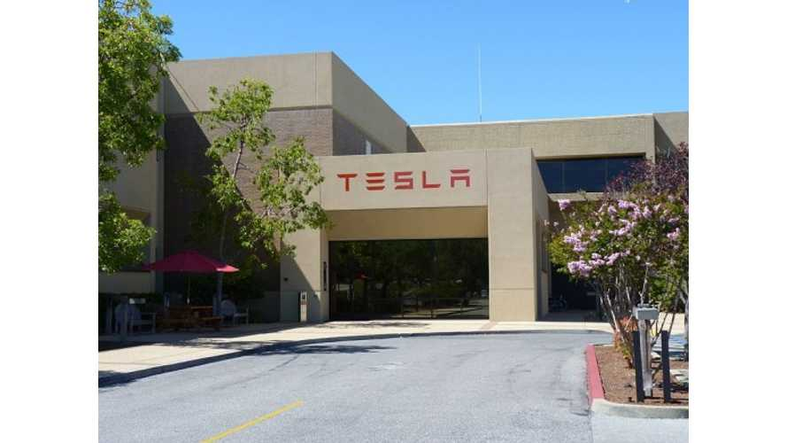 Tesla Outgrowing Headquarters