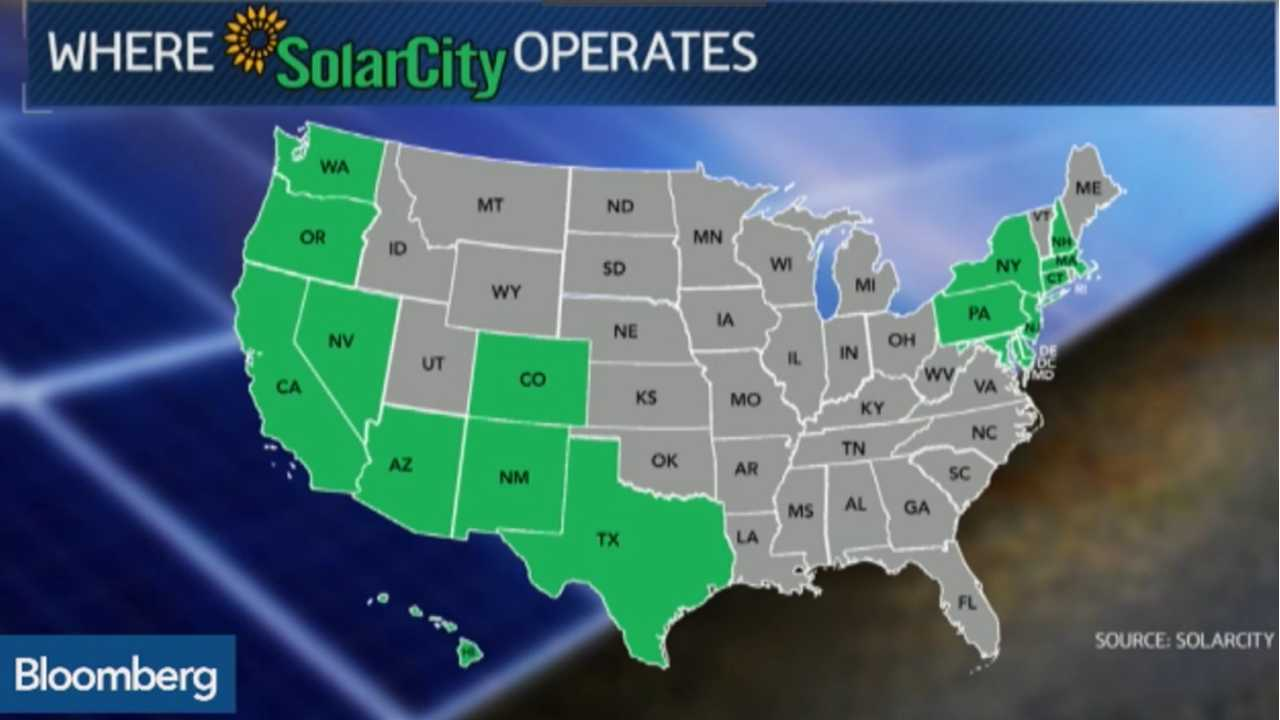 SolarCity CEO Explains Benefits Of Tesla Powerwall - Video