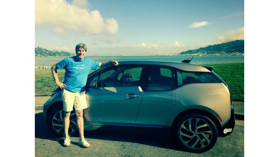 Meet Born Electric BMW i3 Owner Harold From California