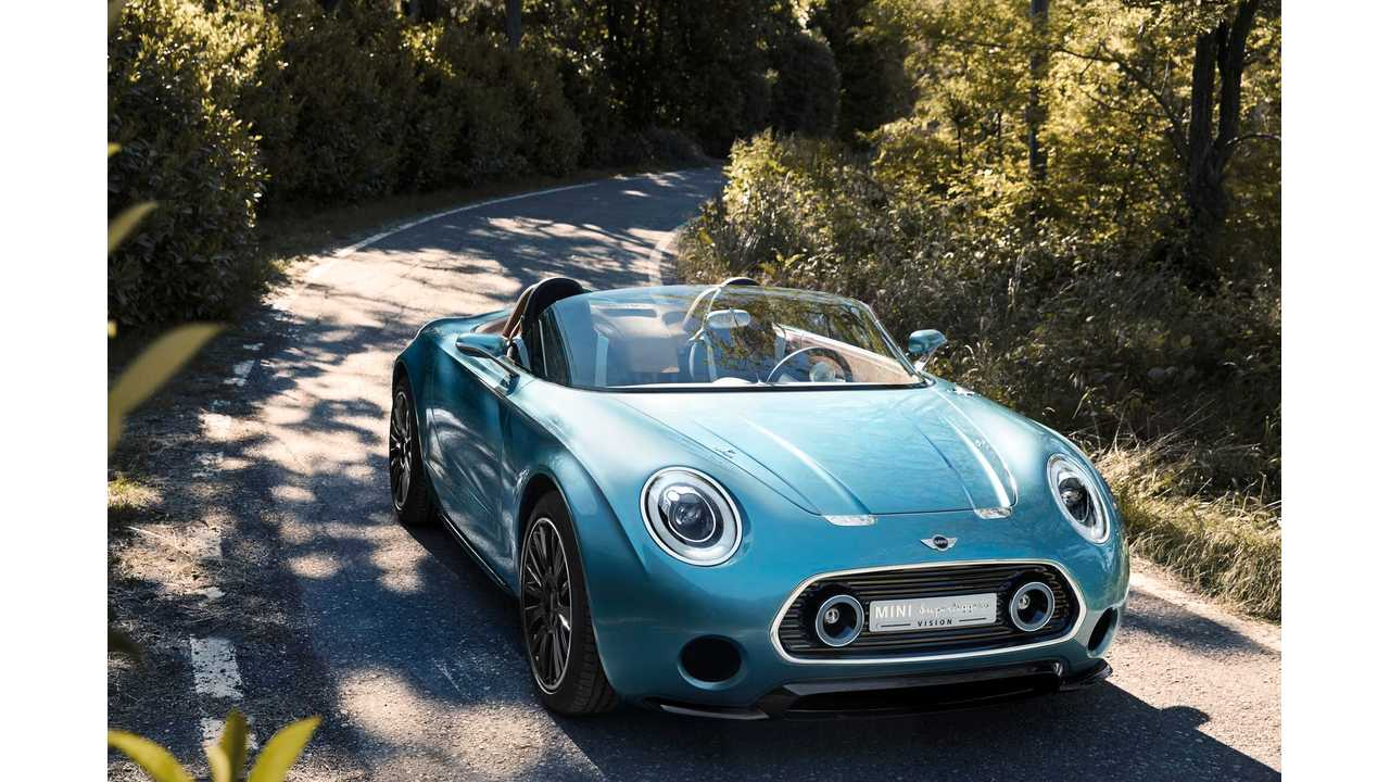 Mini Needs 6 Months To Decide Whether Or Not To Green Light Electric Superleggera For Production