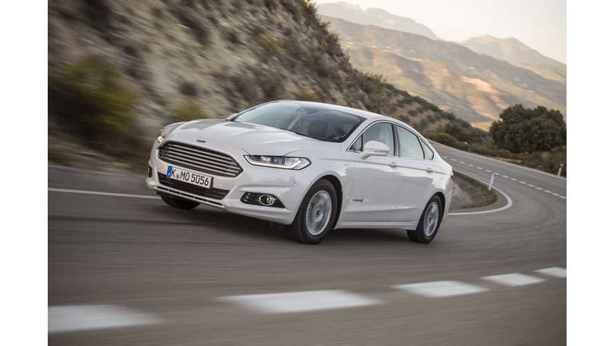 Ford To Sell Plug-In Hybrids In Europe?