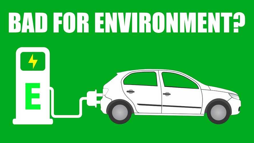 Engineering Explained Busts Myths: EVs Not Worse For Environment