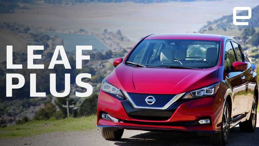 Nissan LEAF e+ Tested By Engadget: Video