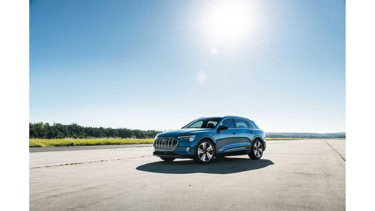 Audi E-Tron Disappoints On Energy Consumption: Places Last Among EVs