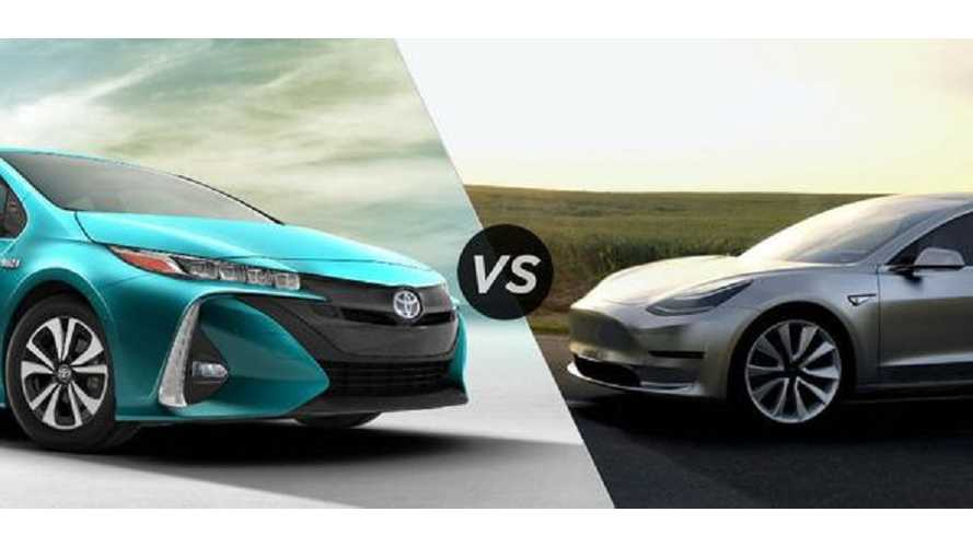 Tesla Model 3 Vs Toyota Mirai: Future Car Tech Compared