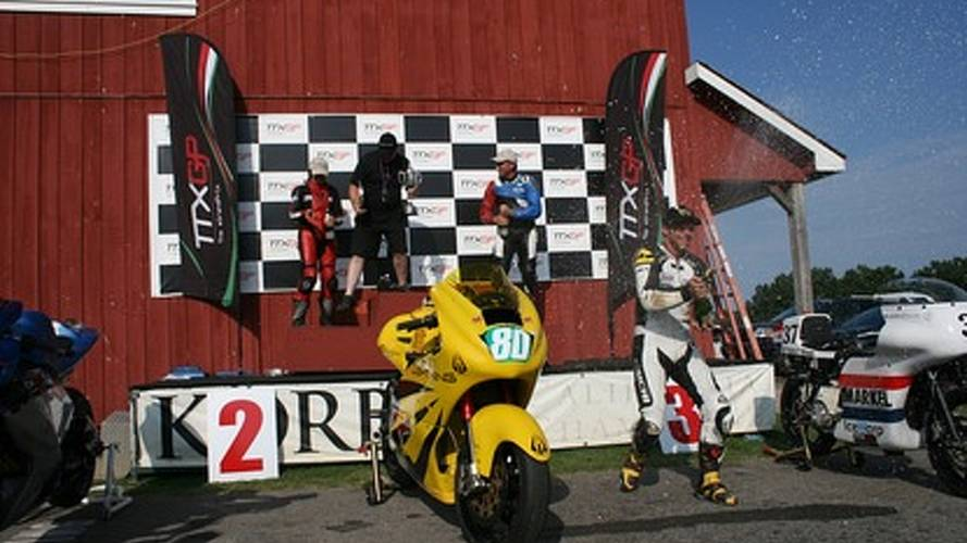 TTXGP 2011: Specs class, more teams and races
