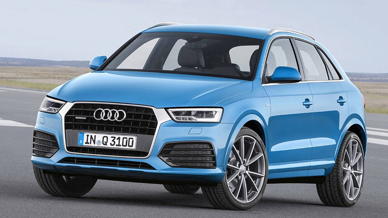 Audi Q3 (2011-2018)