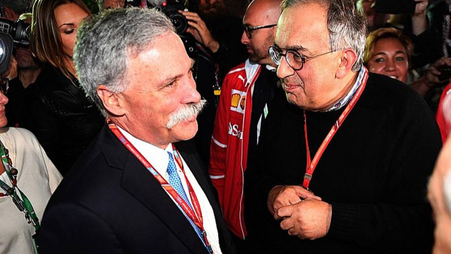 """Formel 1 trauert um """"Anführer und Freund"""" Sergio Marchionne"""