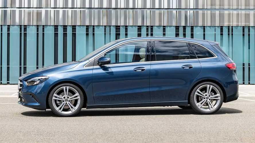 Mercedes Classe B, nuova e vecchia a confronto