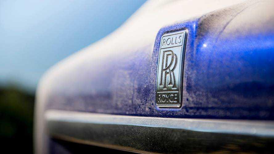 Rolls-Royce lanza el primer teaser del Ghost 2021