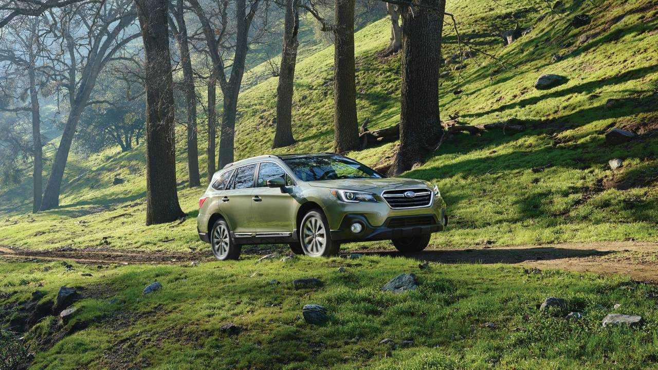 3. Subaru Outback 2.5I: $1,306