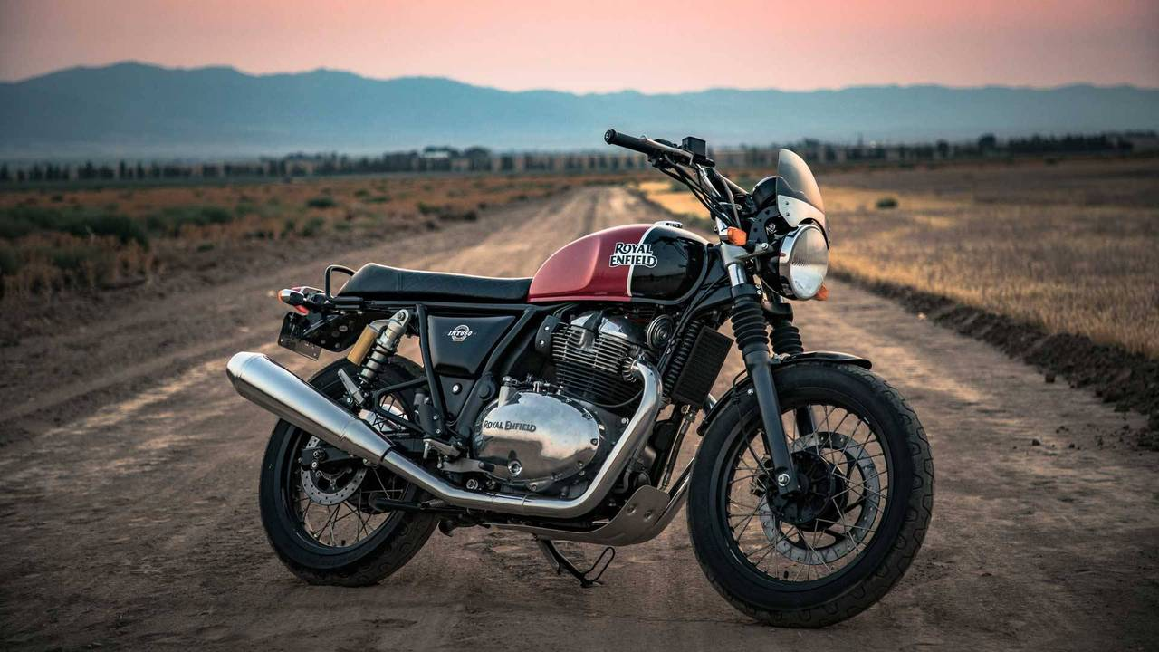 2019 Royal Enfield Interceptor Int 650 And Continental Gt 650