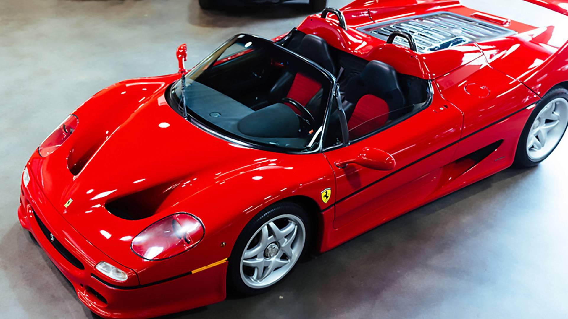 1995 Ferrari F50 3157996