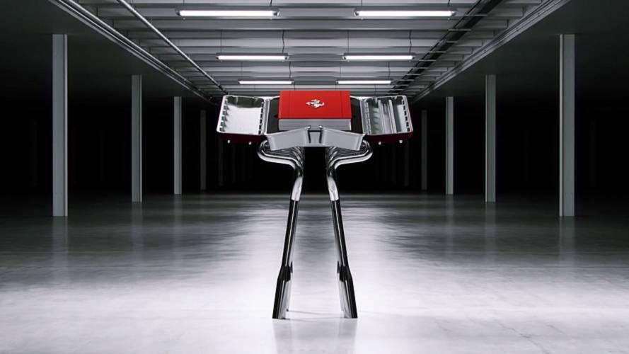 Ferrari lança livro que custa mais do que Jeep Compass