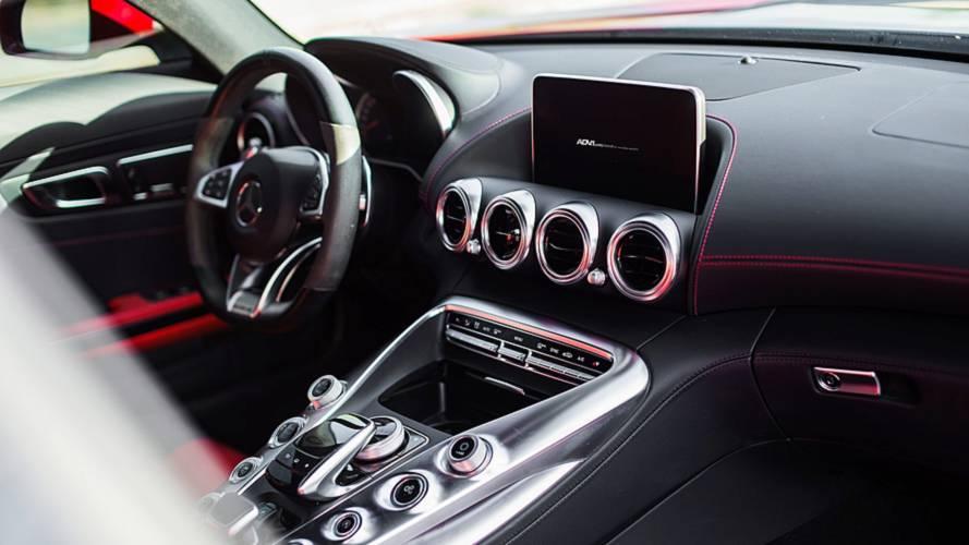 Creative Bespoke Modifiyeli Mercedes-AMG GT S