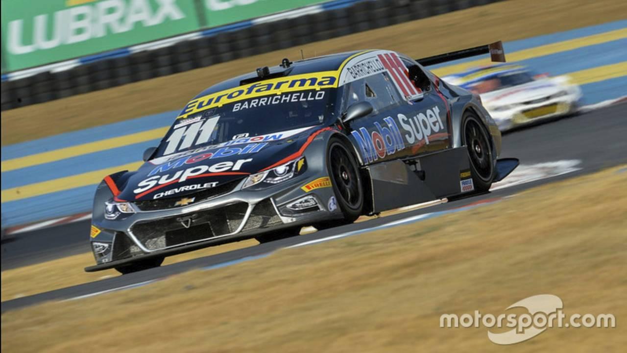 Barrichello - Stock Car Brasil - Corrida do Milhão