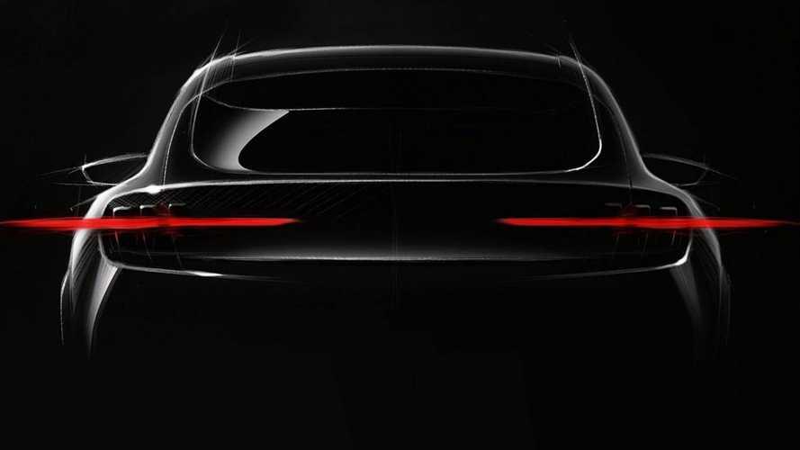 Première image pour le futur SUV électrique de chez Ford