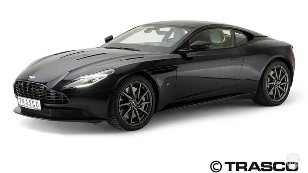 Aston Martin DB11 blindado
