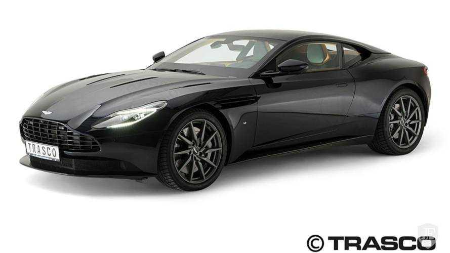 Aston Martin DB11 blindado: belleza a prueba de balas
