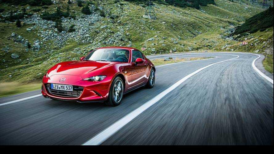 Mazda MX-5 (2019) im Test: Kleines Auto, großer Spaß