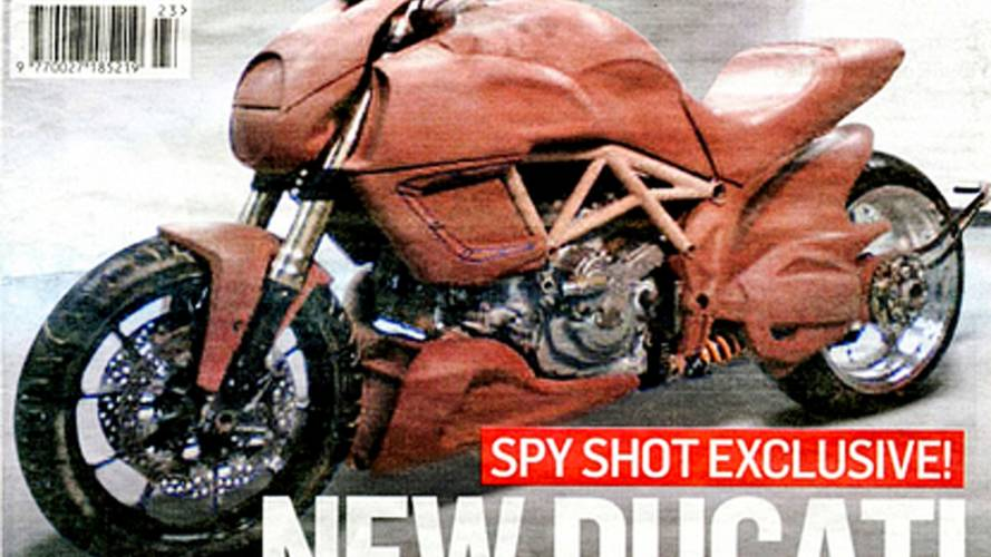 Is this the Ducati Vyper performance cruiser?