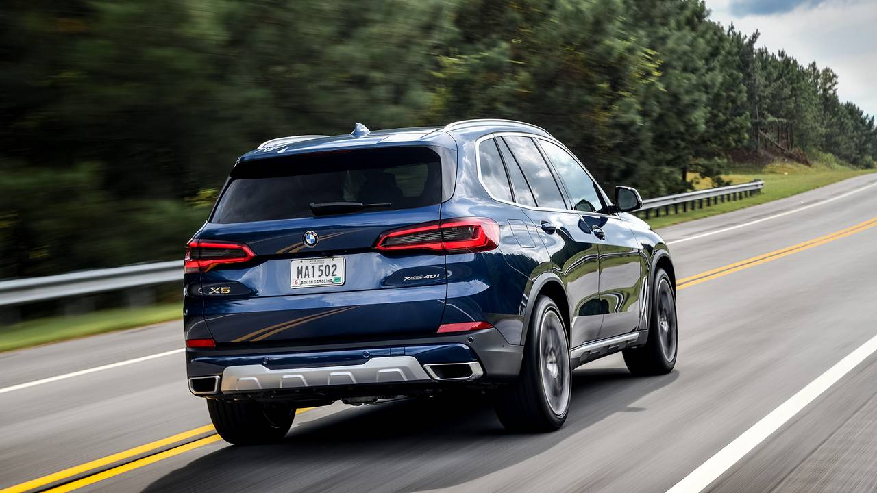 2019 BMW X5 xDrive40i First Drive: Just Because You Can…