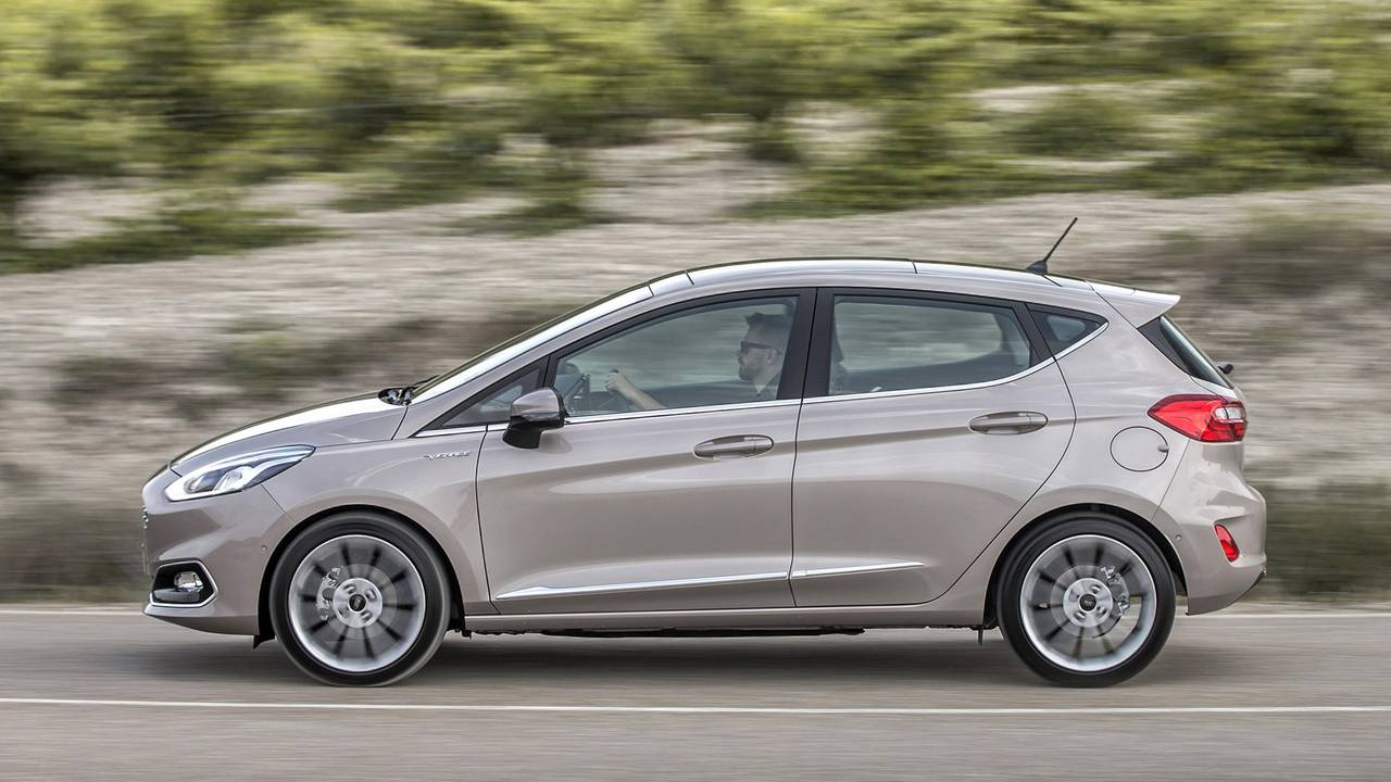 6. Platz: Ford 1.0 Ecoboost (140 PS)