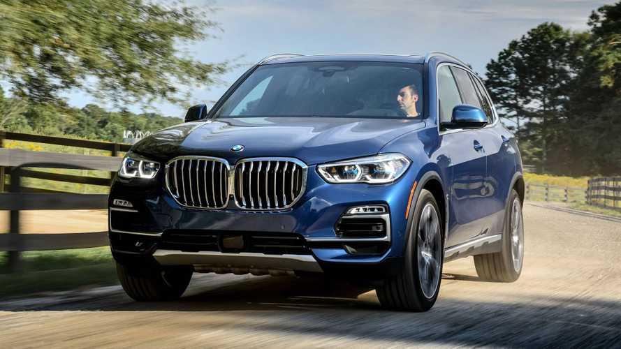 Der neue BMW X5 (2019) im Test