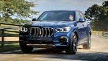 BMW X5 (2019) Test