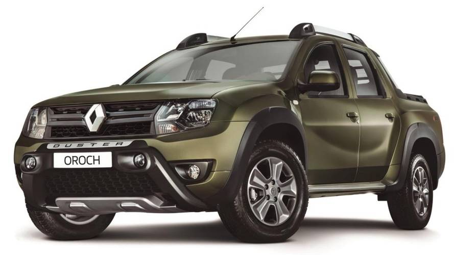 Picape Renault Duster Oroch ganha versão 4x4 na Argentina