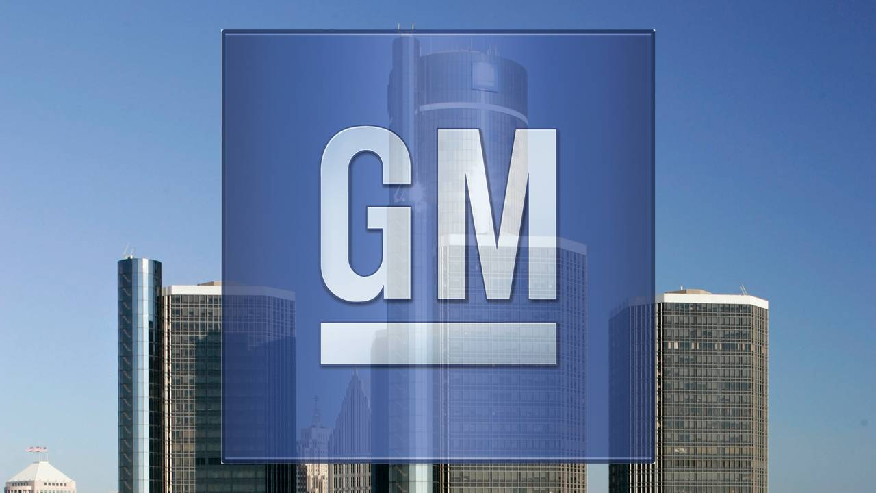GM Logo Trademark