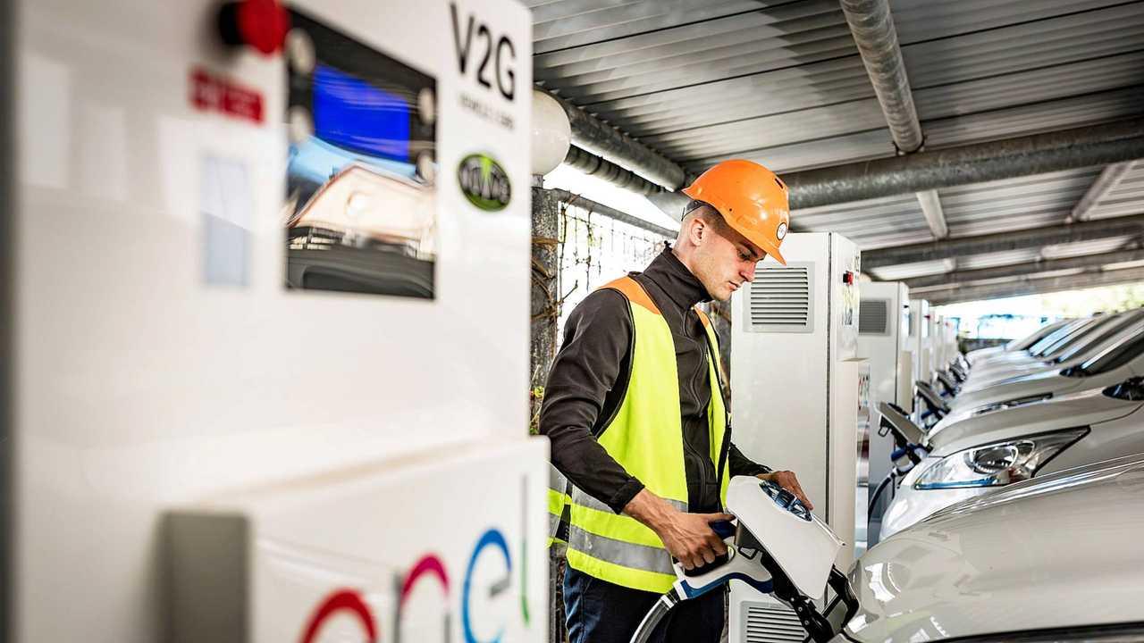 "V2G, la tecnologia ""Vehicle to grid"""