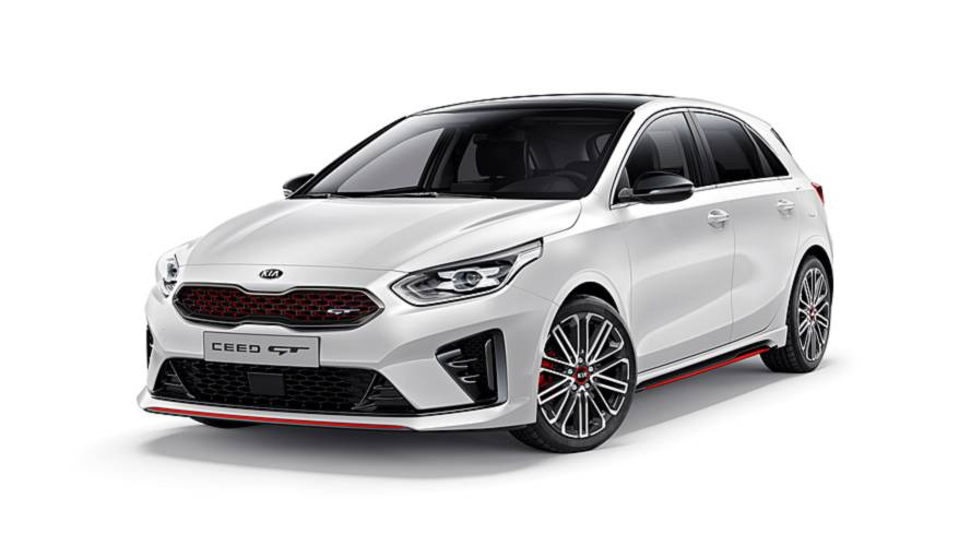 2019 Kia Ceed GT Breaks Cover With 201 HP And Aggressive Styling
