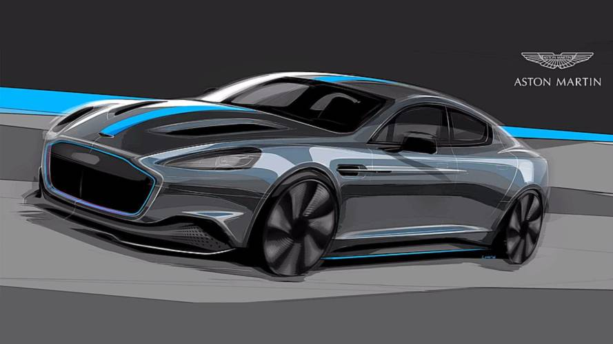 Next James Bond Car To Be Battery-Powered Aston Martin