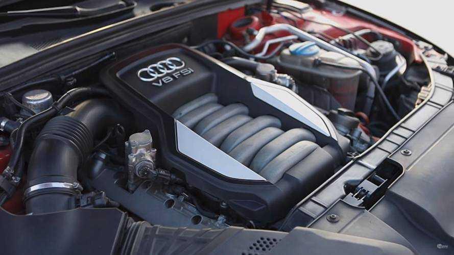Audi A4 V8 quattro