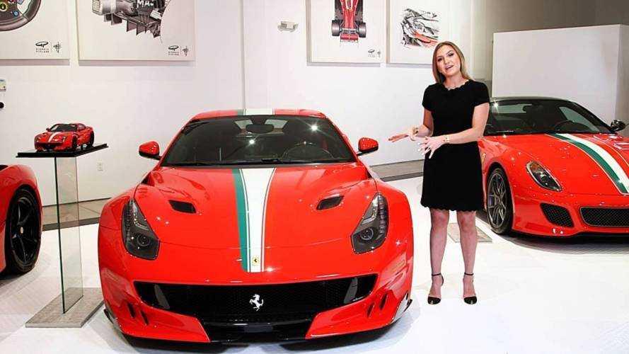 5 Dinge, die sie über den Ferrari F12tdf vermutlich noch nicht wussten