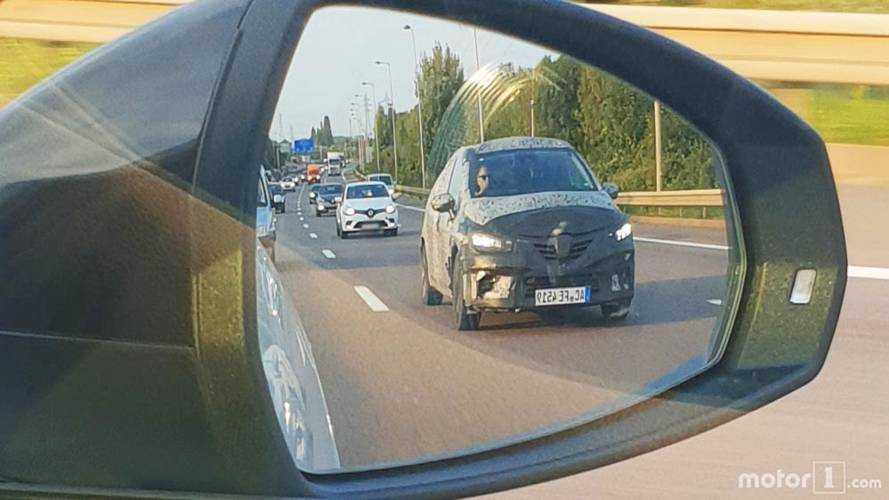 Renault Clio 5 Spy