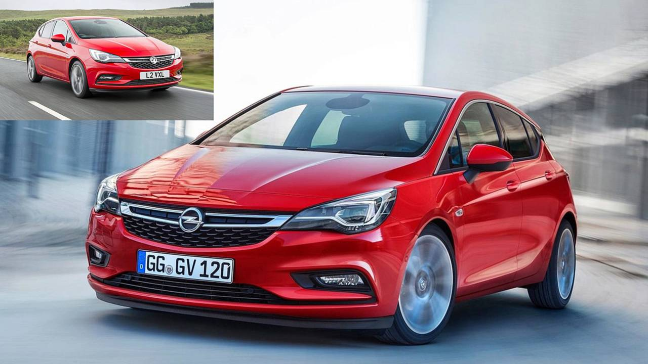 Opel Astra / Vauxhall Astra
