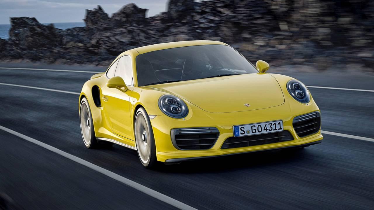 3. Porsche 911 GT3