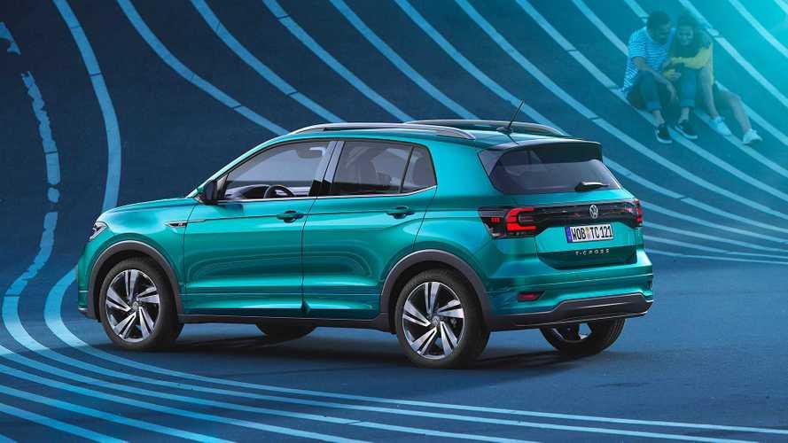 Nem kap hibrid változatot a Volkswagen T-Cross