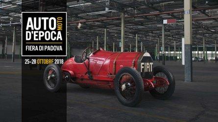 Auto e Moto d'Epoca 2018