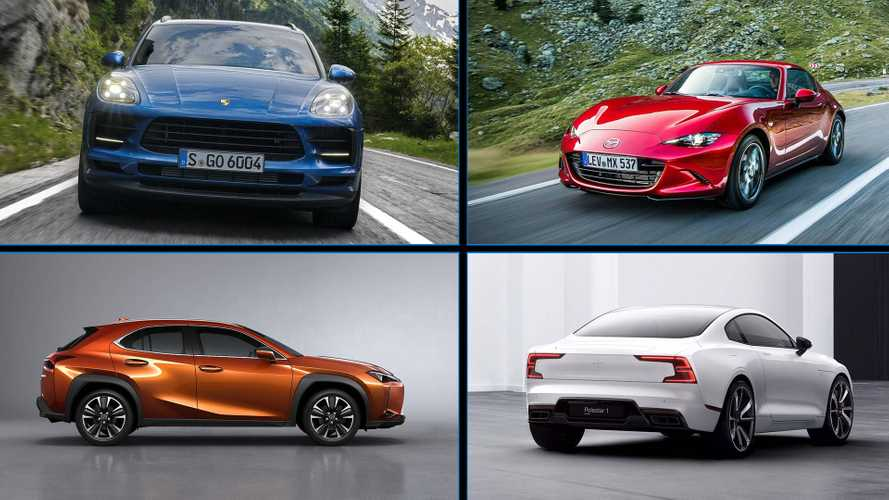 17 coches nuevos sin motores diésel