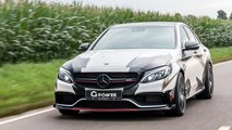 G-Power Mercedes C63 AMG