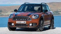DS 3 CROSSBACK vs. MINI Countryman