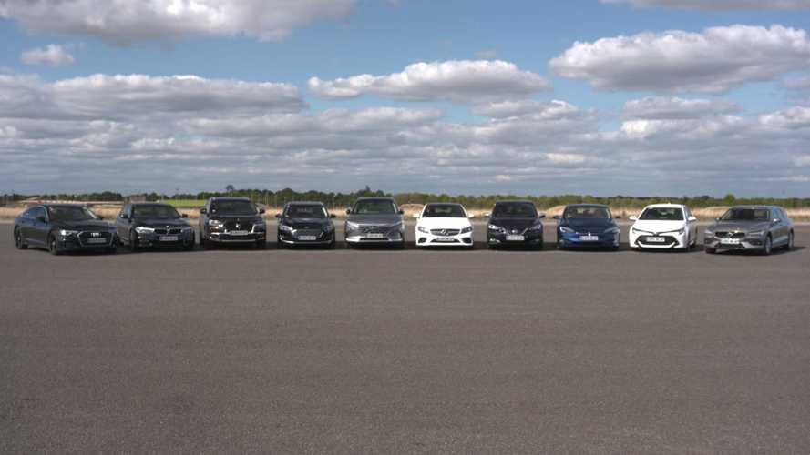 EuroNCAP testet autonome Fahrsysteme (2018)