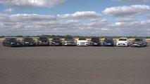 EuroNCAP guida autonoma