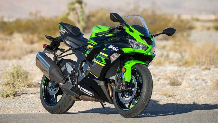 2019 Kawasaki Ninja ZX-6R: First Ride