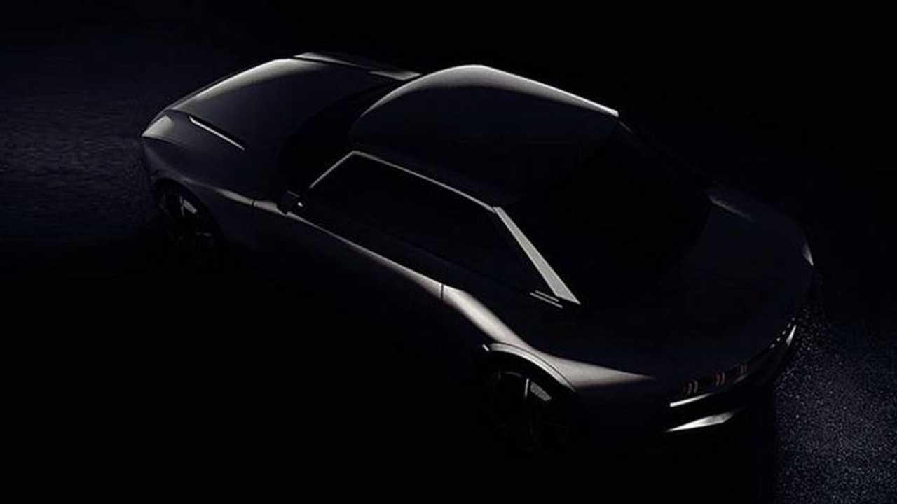 Peugeot new concept teaser
