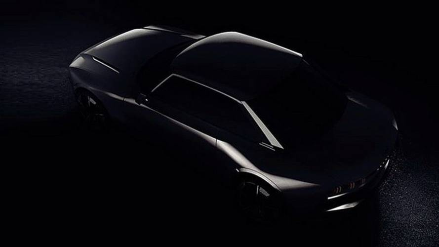 Peugeot new concept car for 2018 Paris Motor Show teasers